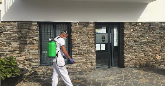 Los pueblos almerienses siguen su particular lucha contra la Covid-19