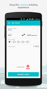 Ridlr – BEST bus ticketing app- screenshot thumbnail