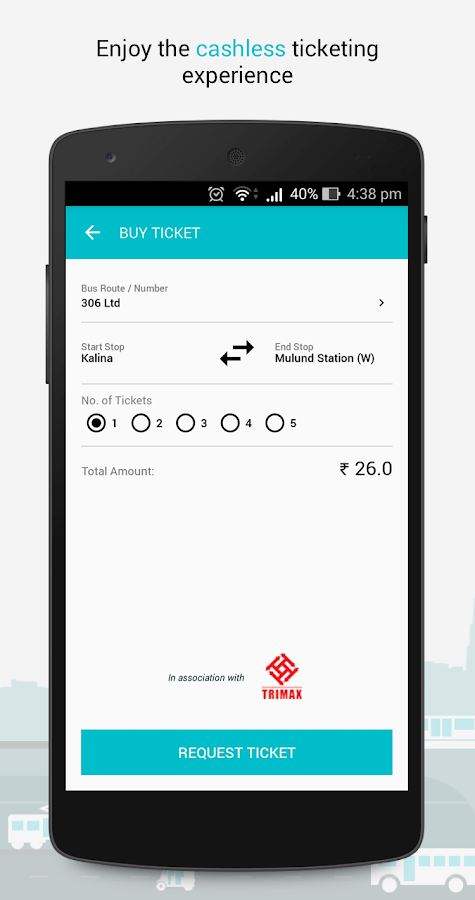 BEST Mumbai Bus Ticket & Pass- screenshot