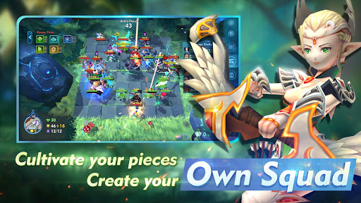 Code Triche Auto Chess War APK MOD (Astuce) screenshots 6