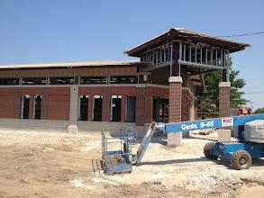 Photo: Main entrance