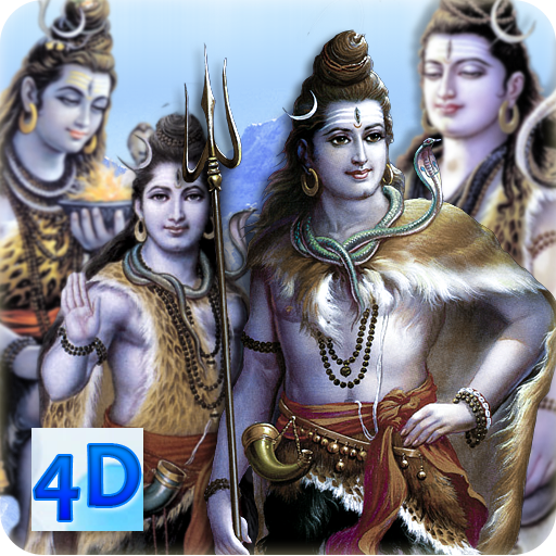 4d Shiva Live Wallpaper Apps On Google Play