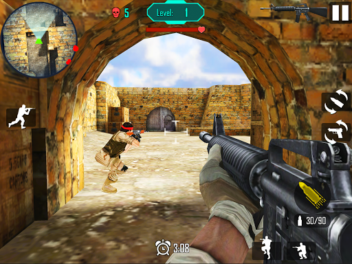 Gun Shoot War filehippodl screenshot 14