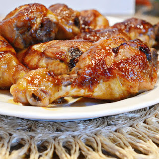 The Best Baked Chicken Legs