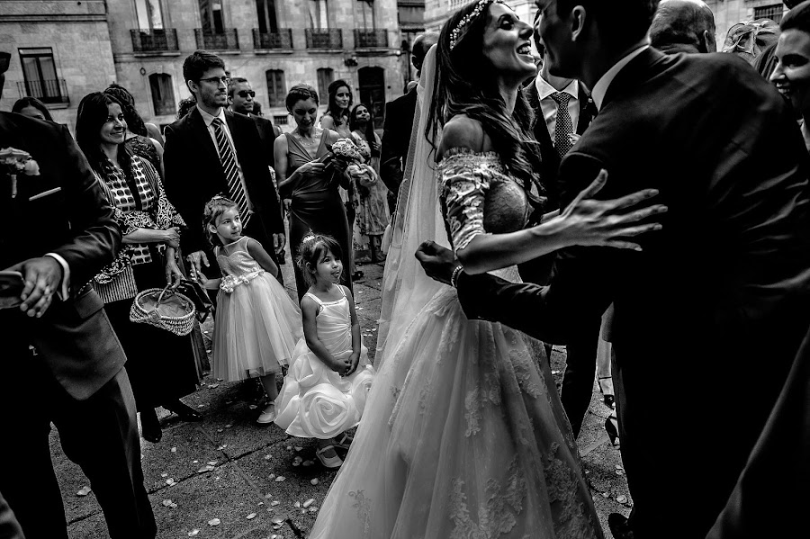 Wedding photographer Gabriel Sánchez martínez (gabrieloperastu). Photo of 31.08.2016