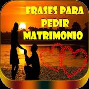 Frases para pedir Matrimonio