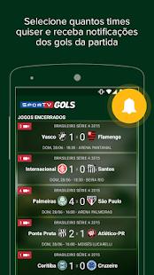 SporTV Gols - náhled
