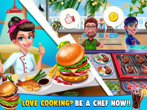 COOKING FUN Crazy Chef Kitchen Craze Cooking Games 2.4 de.gamequotes.net 2