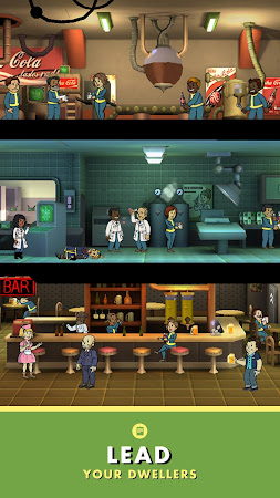 Fallout Shelter 1.2.1 screenshot 152548