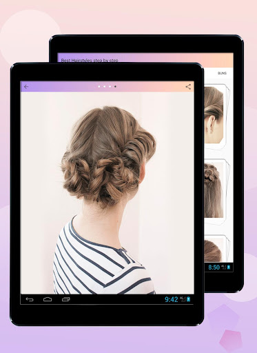Hairstyles step by step 1.23 screenshots 9
