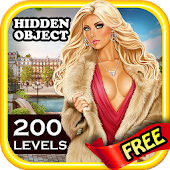 Hidden Object Games 200 Levels : Find Difference 2