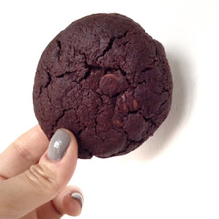 Double Chocolate Soft & Chewy Cookies
