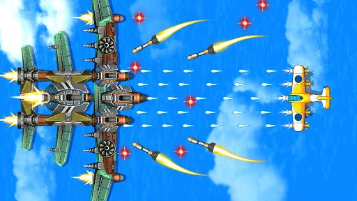 Strike Force- 1945 War 5.0 screenshots 1