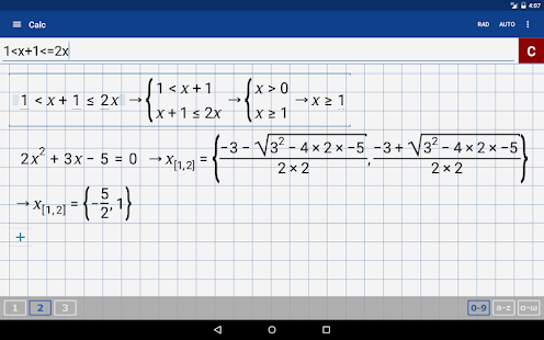 App Graphing Calculator + Math, Algebra & Calculus APK for Windows Phone