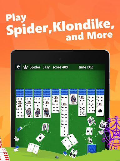 Microsoft Solitaire screenshot 9