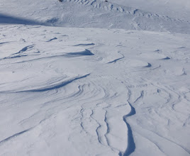 Photo: Wind patterns