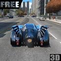 Driving The Batmobile icon
