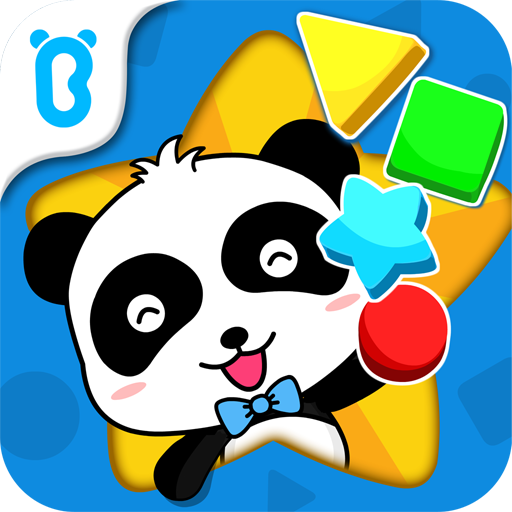 Baby Panda Shape, Color, Size