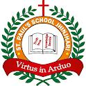 St. Paul's School, Katni icon