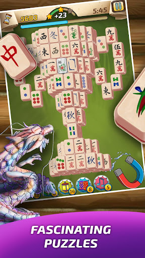 Mahjong Village screenshot 8