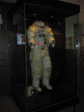Photo: Spacesuit of Fred Haise, Apollo 13
