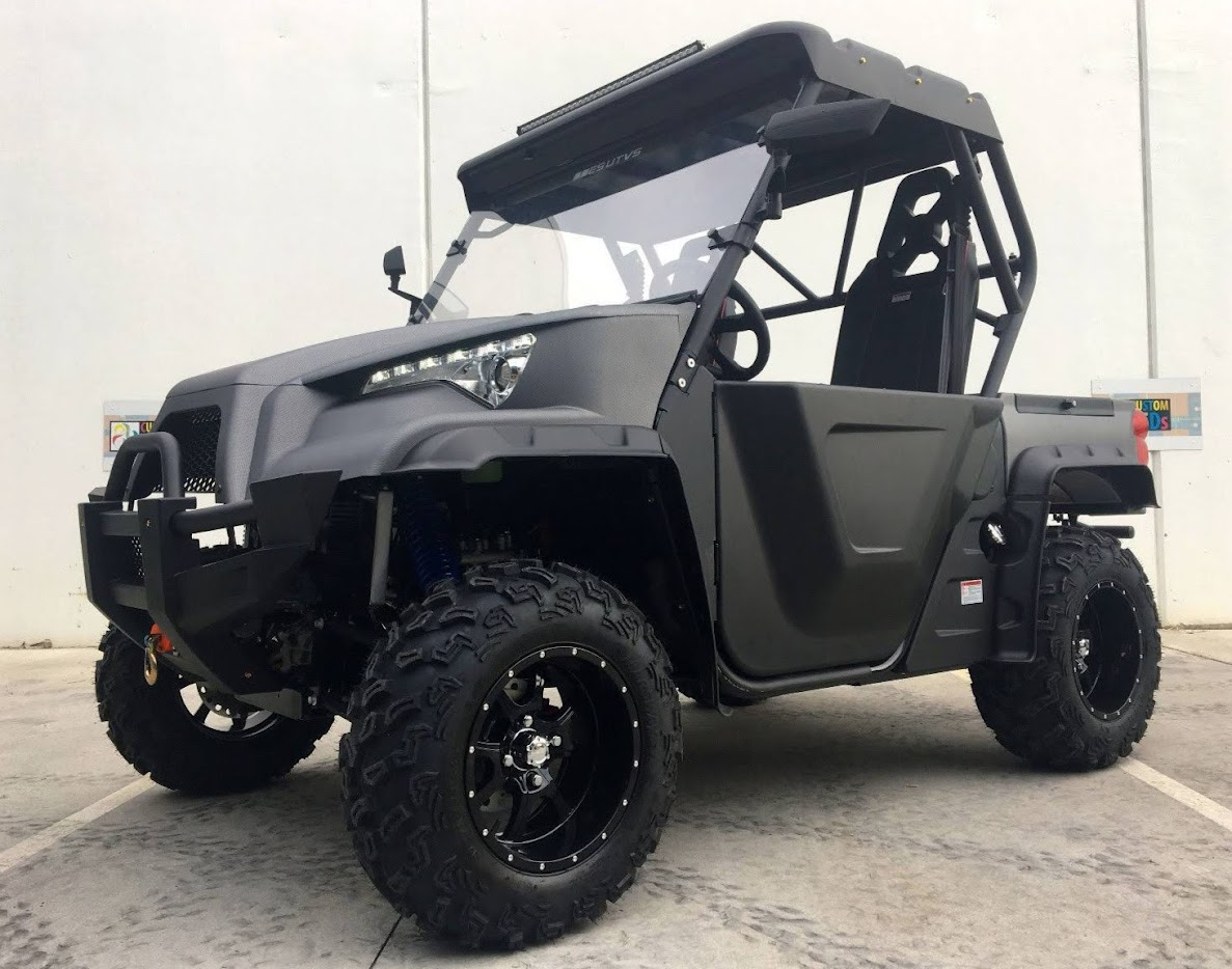 800cc 2 seater Odes Sports Dominator X2 Utility Vehicle UTV Farm Ute