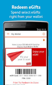 Buy Gift Cards & Visa eGifts screenshot 2