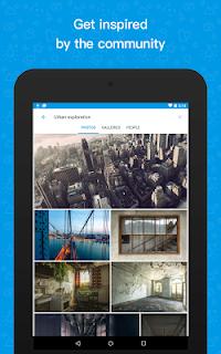 500px – Discover great photos screenshot 12