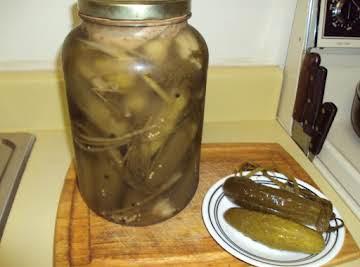 E-Z Pickles