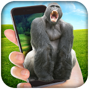 App Gorilla in Phone Prank APK for Windows Phone