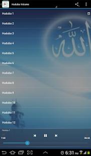 Huduba Volume Shaykh Jafar mp3 - náhled