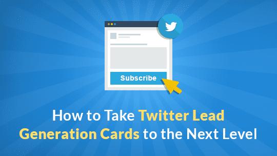 Twitter lead-gen card - post thumb