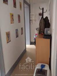 Appartement 2 pièces 53,58 m2