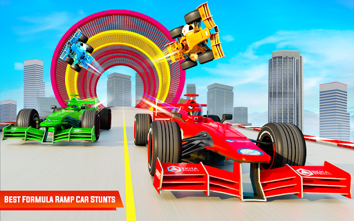 Formula Ramp Car Stunt Racing: GT Car Stunts Games apkdebit screenshots 5