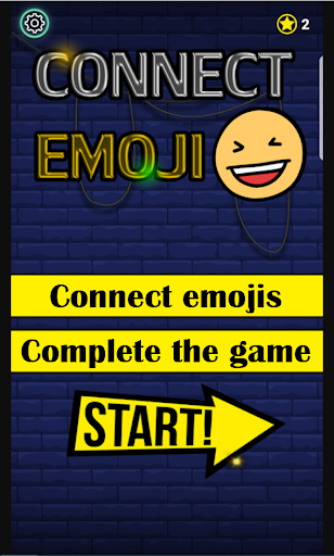 Emoji Connect - Mind and Puzzle Game android2mod screenshots 1