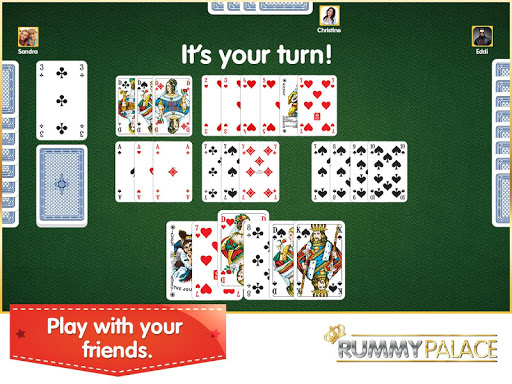 Rummy (Free, no Ads)  screenshots 3