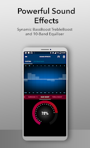 Music Player 3D Surround 7.1 (FREE) 4