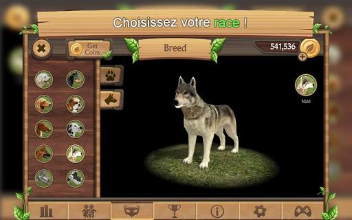 Simulateur de chien en ligne  captures d'u00e9cran 2