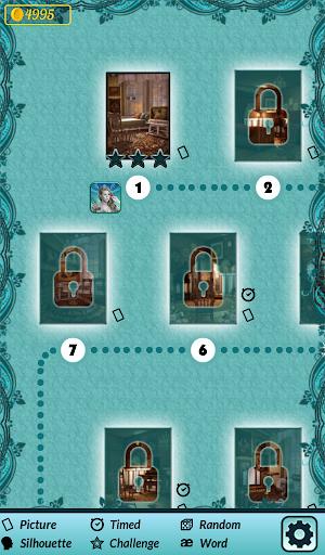 Hidden Object - Art World 1.0.13 screenshots 2