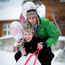 Wedding photographer Elena Polyanskaya (fotozori). Photo of 21.02.2013