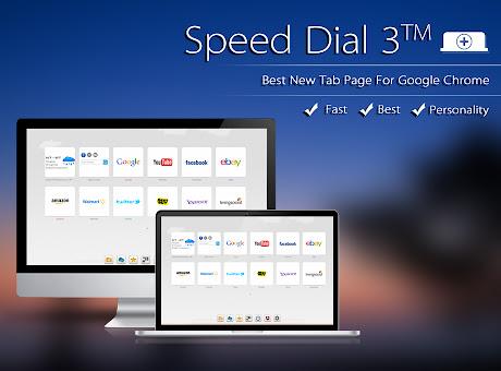 Speed Dial 3™(APP)