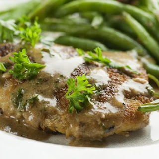 Pounded Pork Chops.