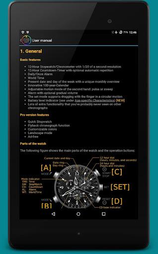 Cronosurf Wave Pro watch screenshot 10