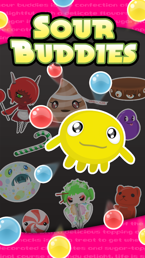 Sour Buddies- screenshot