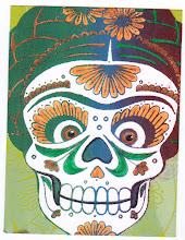 Photo: Wenchkin's Mail Art 366 - Day 184 - Card 184a