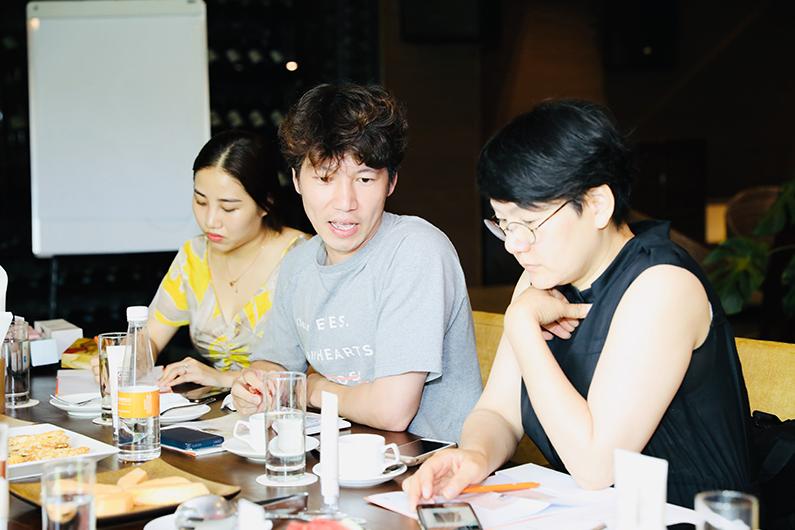 Cuộc họp Xúc tiến thương mại & Kế hoạch khánh thành nhà máy Dova tại Hàn Quốc - Ảnh 2