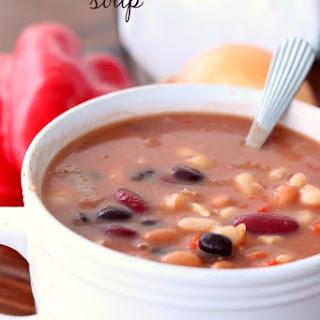Five-Bean Soup.