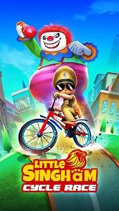 Little Singham Cycle Race 7