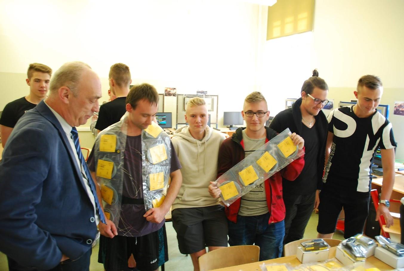 TURCK – partner kształcenia zawodowego ZSM_2018