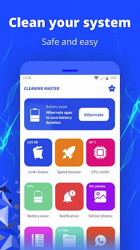 Multitool Cleaner screenshot 1